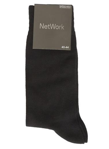 NetWork Çorap Antrasit